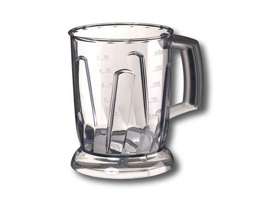 Чаша Измельчителя Для Блендера Braun (Браун) (1000 мл). Цена, купить Чаша Измельчителя Для Блендера Braun (Браун) (1000 мл). Отзывы, описание, продажа.