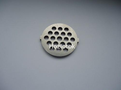 Решетка (Сито) Крупная Для Мясорубки Orion 7 мм