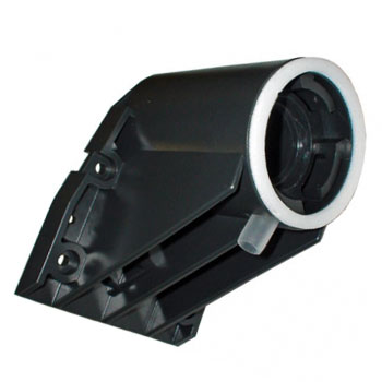 Держатель (фиксатор) корпуса шнека мясорубки Braun Power Plus G1100, G1300, G1500
